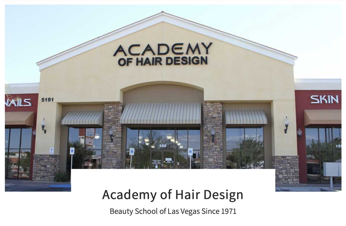 Cosmetology Academy Of Hair Design